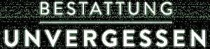 Bestattung Unvergessen Logo
